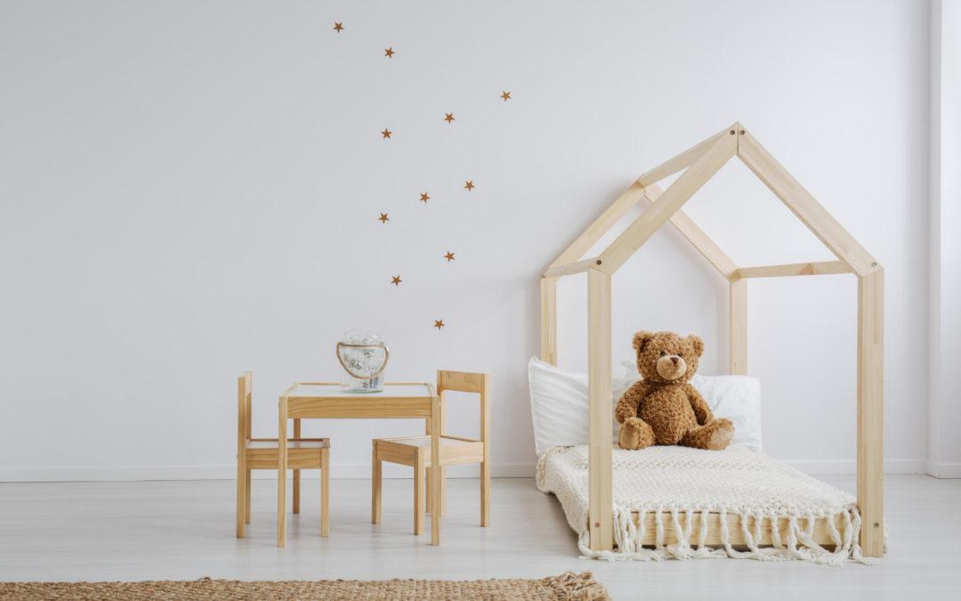 Pokój dziecięcy – projektowanie oczami dziecka