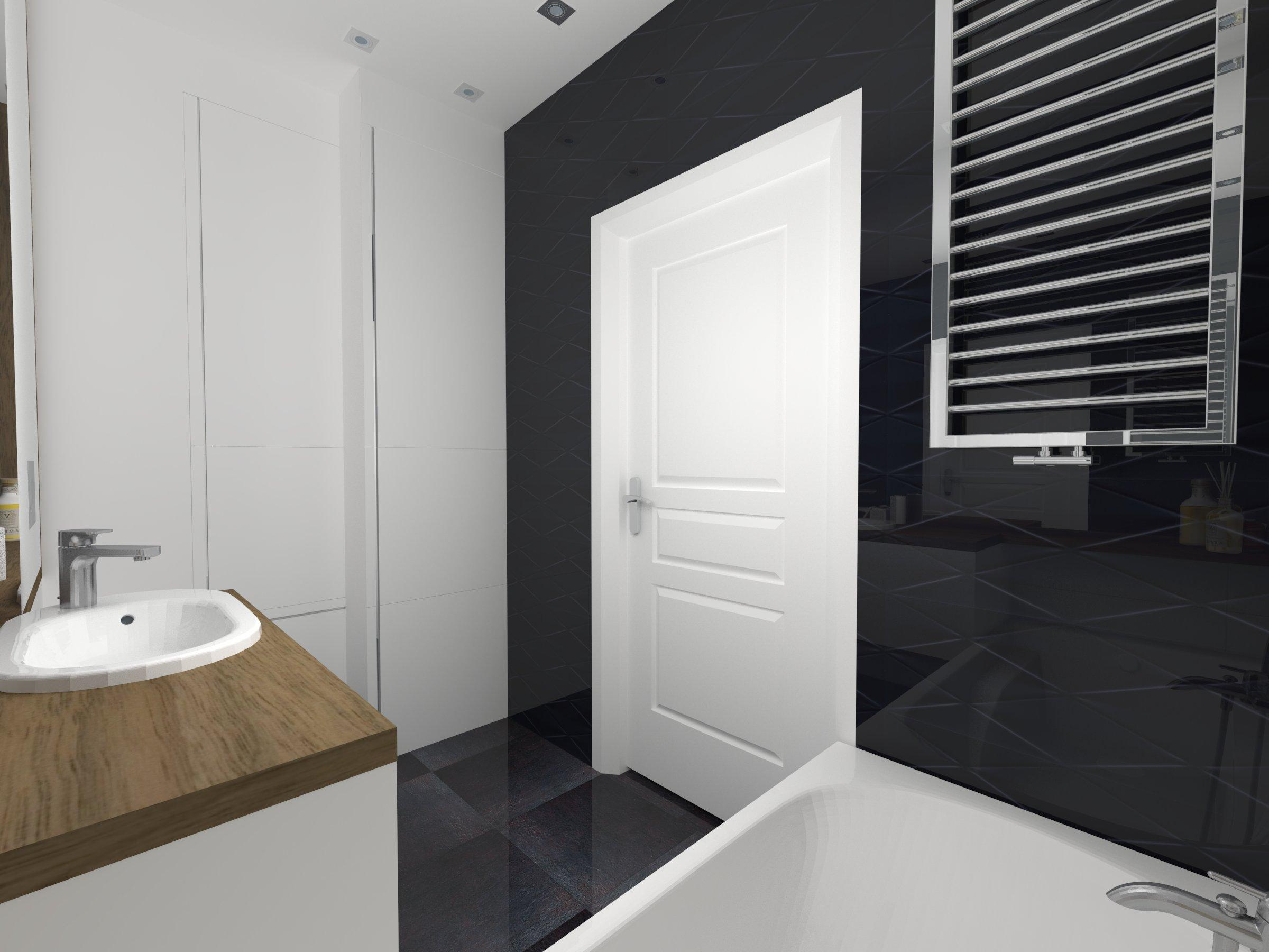 Projekt łazienki 6 Zaprojektuj M